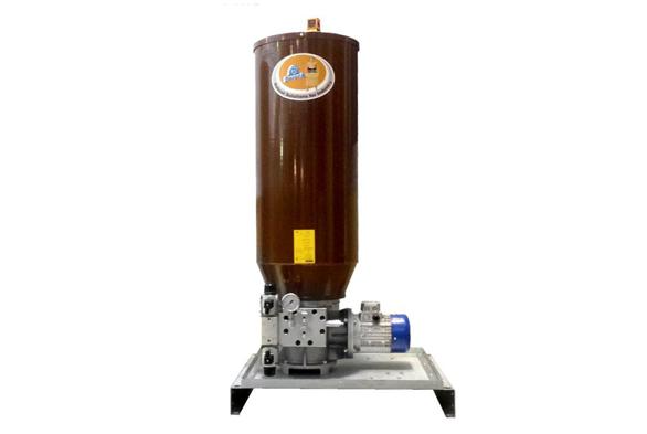 Pompa Elettrica 400 bar - Dropsa SUMO - Gik Impianti