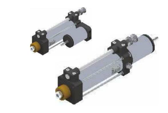 Freni idraulici/cilindri oleopneumatici