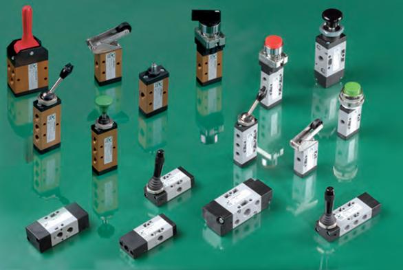 Valvole pneumatiche Padova, elettrovalvole e componenti per l'automazione industriale