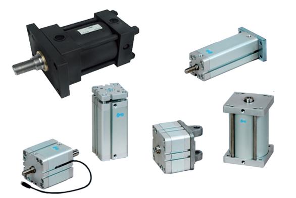 Cilindri oleodinamici Padova, cilindri idraulici Padova e componentistica automazione