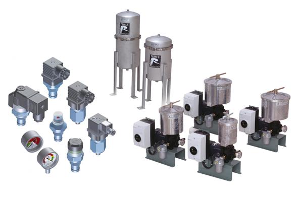 Filtrazione impianti oleodinamici a Padova, filtri oleodinamici e componenti per l'automazione