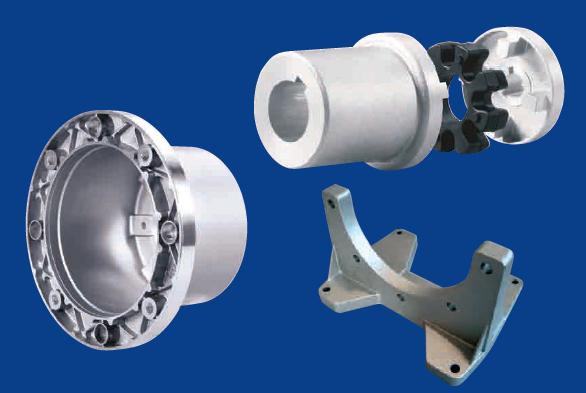 Giunti elastici e accessori per accoppiamento pompe motori - Gik Impianti
