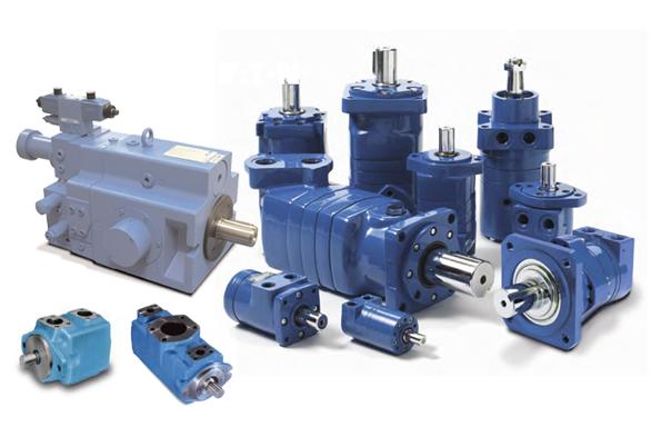 Motori oleodinamici Padova e componenti per l'automazione industriale