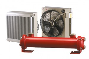 Scambiatori aria-olio e acqua-olio